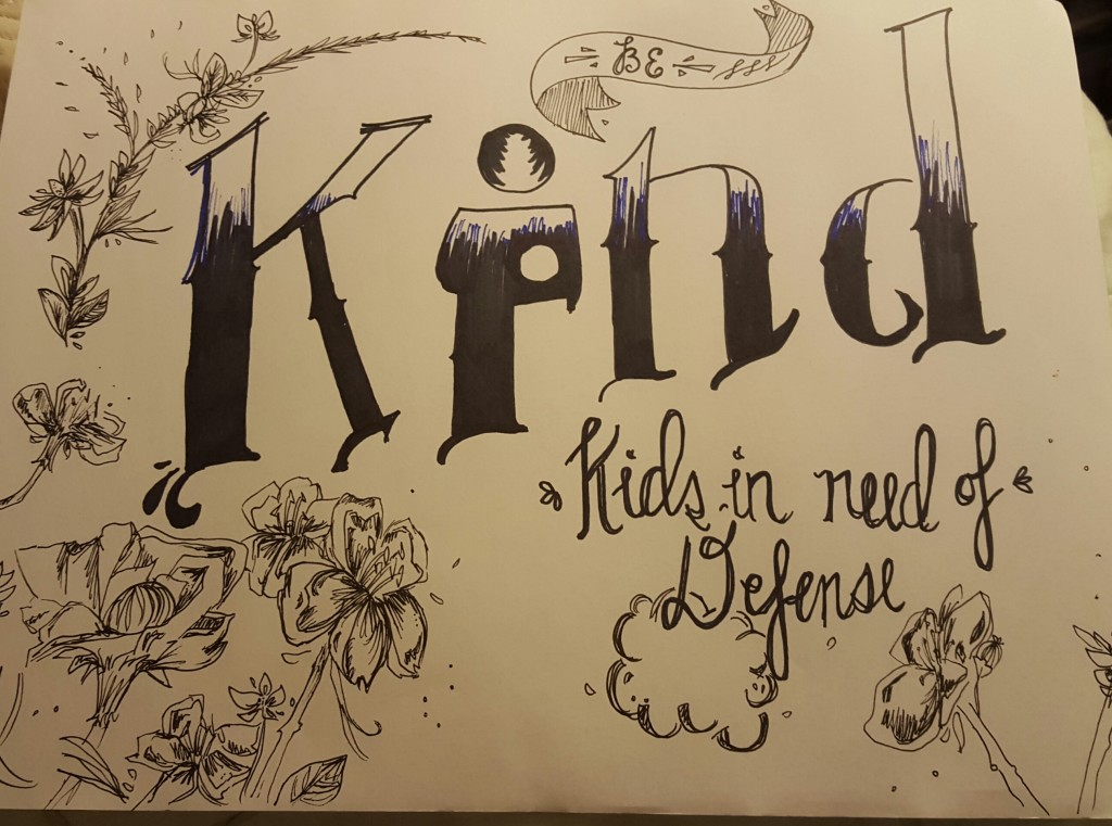 KIND drawing 2