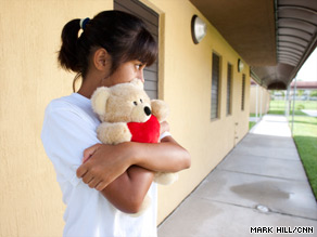 """""""Marta"""" was 12 when she came to the U.S. illegally and alone. She had something most kids don't -- an attorney."""